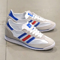 Sepatu Adidas SL 72 White France Original BNWB Made in Indonesia