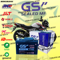 Aki Motor Full Kering GS P GTZ5S Honda Mega Pro New, Genio , Verza 150