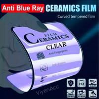 Iphone 12/pro/mini/7+/8+ Anti gores Ceramic clear Anti Blue Ray