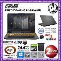 ASUS TUF GAMING A15 FA506QM RYZEN 7-5800H 8GB 512SSD RTX3060 6GB WIN10