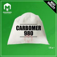 Carbomer 980 / Carbopol 980 / Bahan Kosmetik / Pengental - 100gr