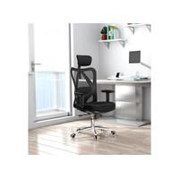 Sitstand Office Chair Kursi Kerja Kantor Ergonomic Bangku Gaming M18 -