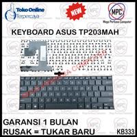 Keyboard Asus Vivobook flip 12 TP203 TP203mah TP203n TP203na TP203nah