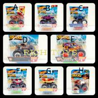 hotwheels hot wheels mobil monster trucks 1pcs - B