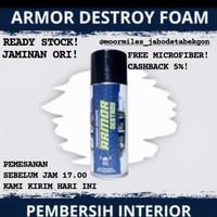 Moormiles Armor Destroy FOAM Pembersih Interior Mobil Ampuh dan Promo
