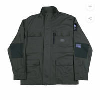 Badger Invaders Parka Paches model m65