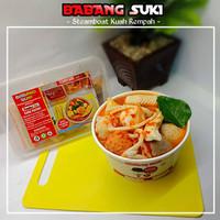 Pilihan Babang Suki Premium - Steamboat Kuah Rempah