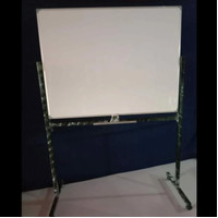 Whiteboard Standing 80x120cm / Whiteboard Doubleface Magnetic Panda