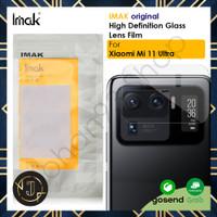 IMAK Xiaomi Mi 11 Ultra Camera Glass Lens Film (2 pieces)