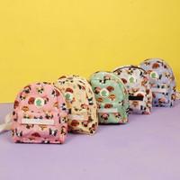 Dog Squad Bag - tas ransel anak full print gambar anjing doggy warna