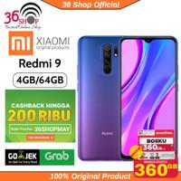 Xiaomi Redmi 9 Ram 4/64GB Garansi Resmi Xiaomi Indonesia