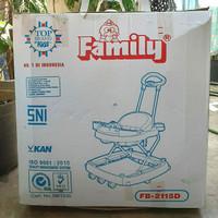 Family Baby Walker FB 2115 D
