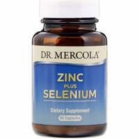 Dr Mercola Zinc Plus Selenium 90 Capsules