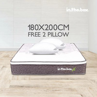Kasur Spring Bed In The Box X 180x200