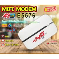 Wifi Modem MIFI 4G LTE E5576 Unlock All Operator not HUAWEI