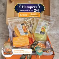 Eatever - Hamper Ketupat Mini (Spesial Idul Fitri)
