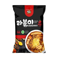Ashiaaap Rabokki Halal | Asiap Tteokbokki Korea Food Ramen