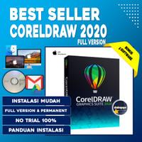 CorelDRAW Graphics Suite 2020 for Mac Full Version Corel Draw 2020 Mac - DVD+LINK