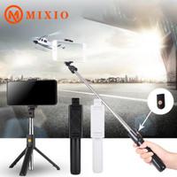 MIXIO K07 Bluetooth Tongsis 75CM Selfie Stick