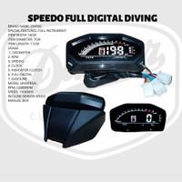 Speedometer Digital Diving