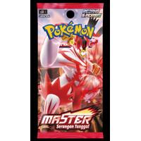 Permainan Kartu Pokemon Serangan Tunggal set 8 Box Bahasa Indonesia