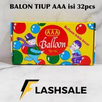 balon tiup aaa original isi 32