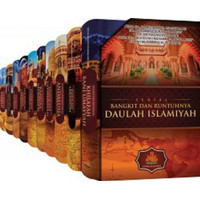 Buku - Paket Serial Bangkit Dan Runtuhnya Daulah Islamiyyah