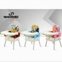 Booster Seat Spacebaby SB 518 Kursi makan bayi Highchair