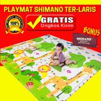 Baby Playmat / Matras Bayi / Tikar Lipat / Playmat Bayi 200x180