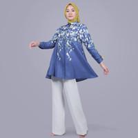 Zoya Zamora Tunik - Baju Atasan Wanita - XS