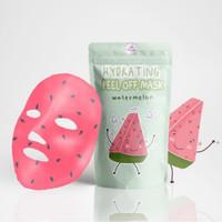 Natureka Peel Off Mask 30 gr (free spatula) setiap beli 3 pcs - Kiwi