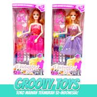 Mainan Anak Boneka Barbie Modern Pretty Girl 2610-X5