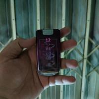 Nokia 6600 fold super istimewa likenew rare item
