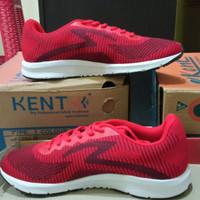 Sepatu Running SPECS Overdrive Emperor Red