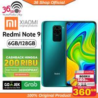 Xiaomi Redmi Note 9 Ram 6GB Rom 128GB - Garansi Resmi Xiaomi indonesia