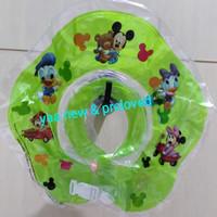 neck ring baby/banleher bayi karakter mickey donaldduck/baby swim ring