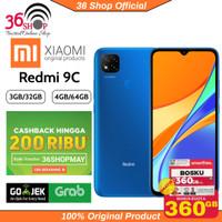 Redmi 9C ram 3GB+32GB 4GB+64GB Garansi Resmi 1 Tahun