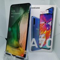 SAMSUNG A70 6/128 4G ORIGINAL EX GRS RESMI SEIN