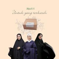 Hampers Mukena Khaulah Set Sejadah By Shofura RH