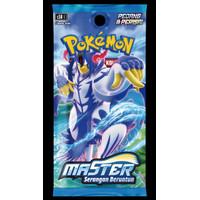 Permainan Kartu Pokemon Serangan Beruntun set 8 Box Bahasa Indonesia