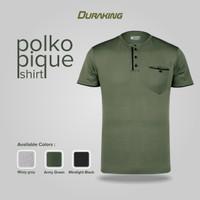 Duraking Polko Pique Shirt - Baju Koko Polo Pique