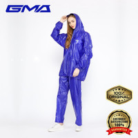 Jas Hujan Karet PCV Original GMA Raincoat Legenda kyk Axio Europe