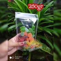 Permen Kiloan Delfi Jelly Mix Fruit Buah 250g