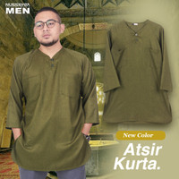 ATSIR KURTA - Baju Koko Kurta Ikhwan - Nusseyba Men