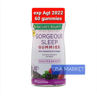 Nature's bounty sleep gummies melatonin gummy