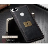 Case Xiaomi Mi 5x Mi A1 Leather Caseme Bumper Soft Case Back Cover Tpu