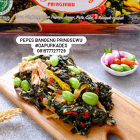 Ikan Bandeng Presto / Pepes Pringsewu - Cabut / Bebas Duri - Vacuum