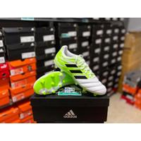 Sepatu Bola Adidas Copa 20.3 FG White Green G28553 Original BNIB