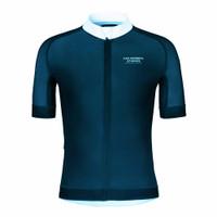 Baju Jersey Import Premium Terbaru 2021 bahan nyaman - dark blue, S