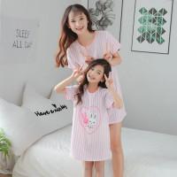 Daster 470 Import Baju Tidur Katun Anak Perempuan Remaja Wanita